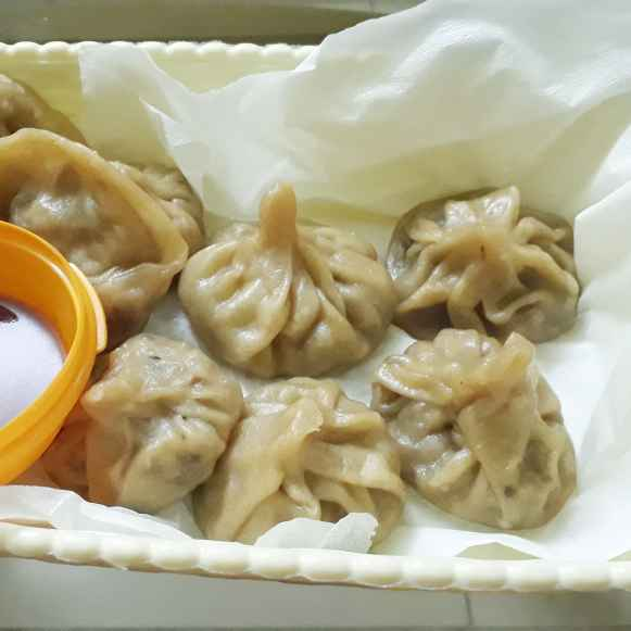 Photo of Veg Momos by Bijal Thaker at BetterButter
