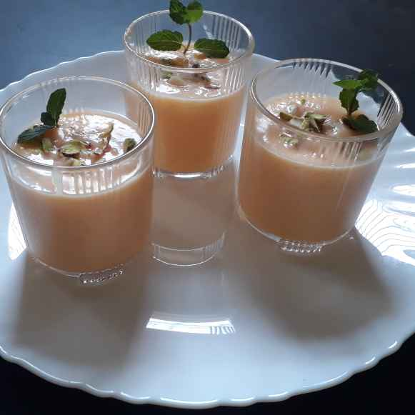 Photo of Muskmelon delight by Bijal Thaker at BetterButter