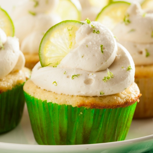 How to make Margarita Cupcakes