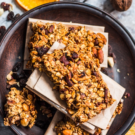 How to make Peanut Butter Granola Bars
