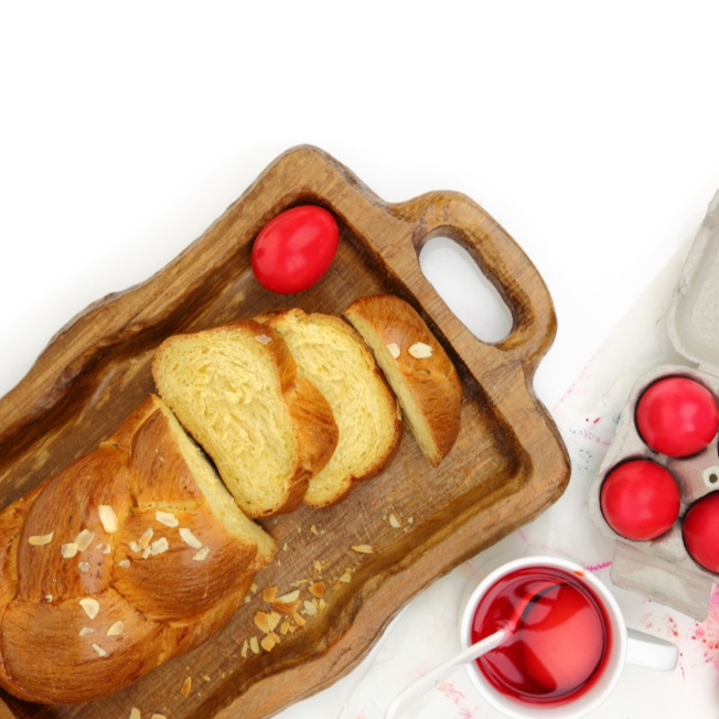 How to make Sweet Easter Brioche