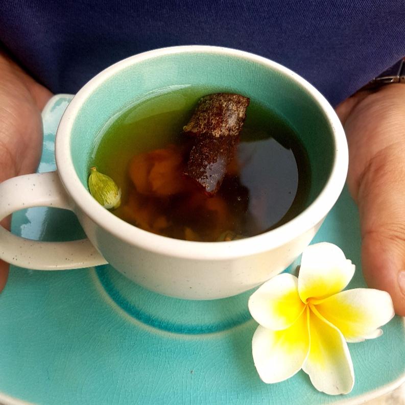Photo of Green Tea Kadha by Bindiya Sharma at BetterButter