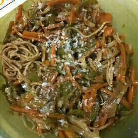 How to make Chinese chopsuey