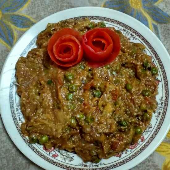 How to make BENGAN KA BHARTA