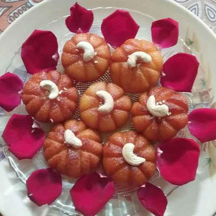 Photo of Sujir roso monjuri pitha by Bindu Das at BetterButter
