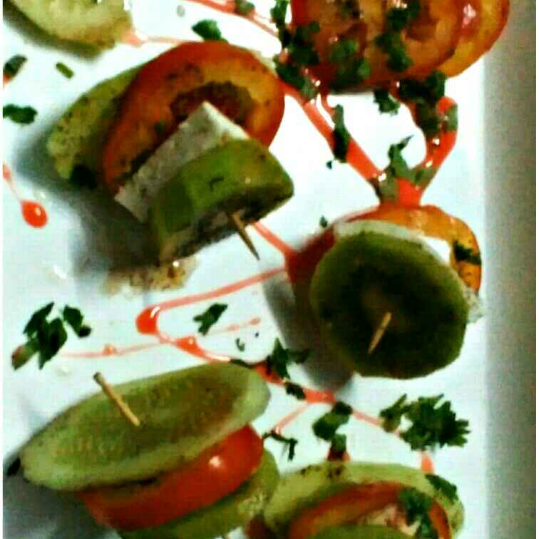 Photo of Fruits veg tikka by Bishakha Kumari Saxena at BetterButter