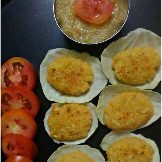 How to make Poha Curd Cutlet