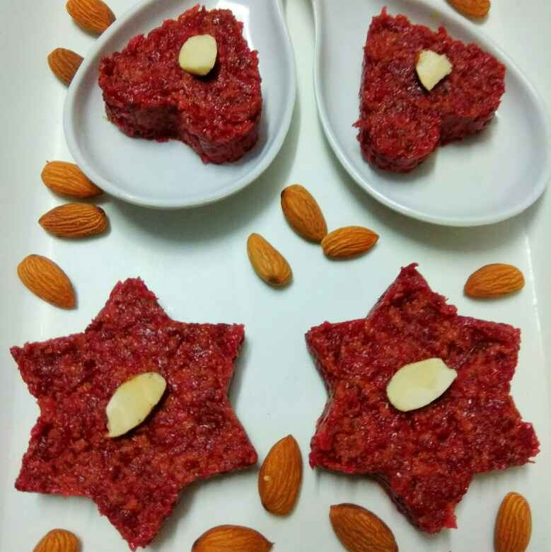 How to make Beetroot Barfi