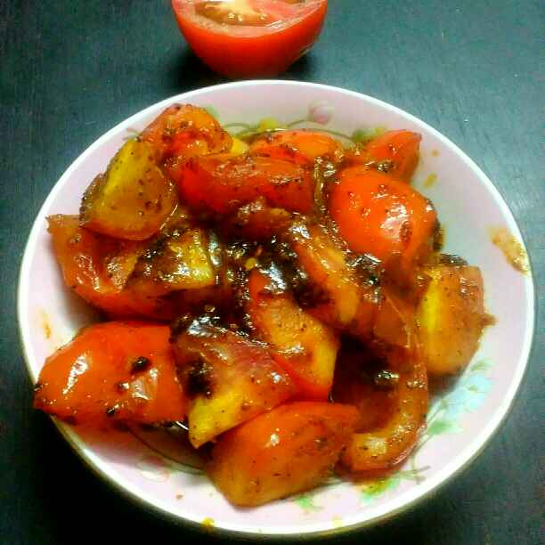 How to make Tomatoes Pickle