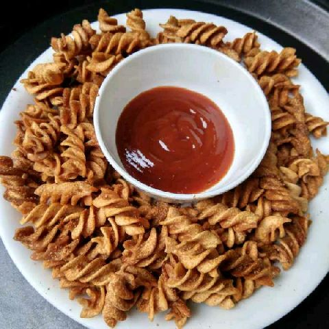 How to make Pasta Chips