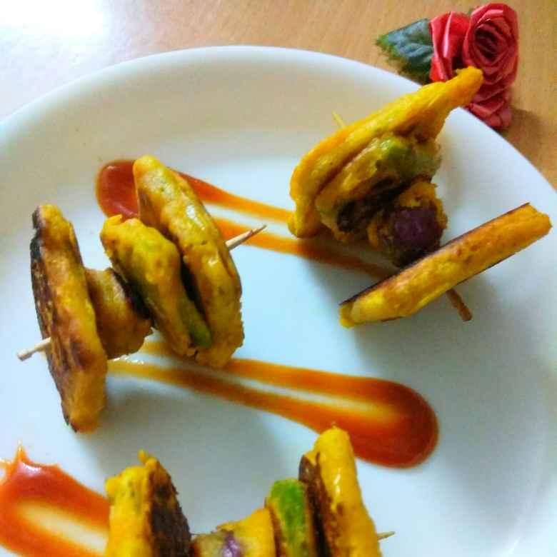 Photo of Biscuits Tikka by Bishakha Kumari Saxena at BetterButter