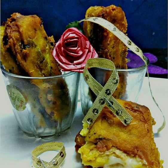 Photo of Cheese Bread Bites by Bishakha Kumari Saxena at BetterButter