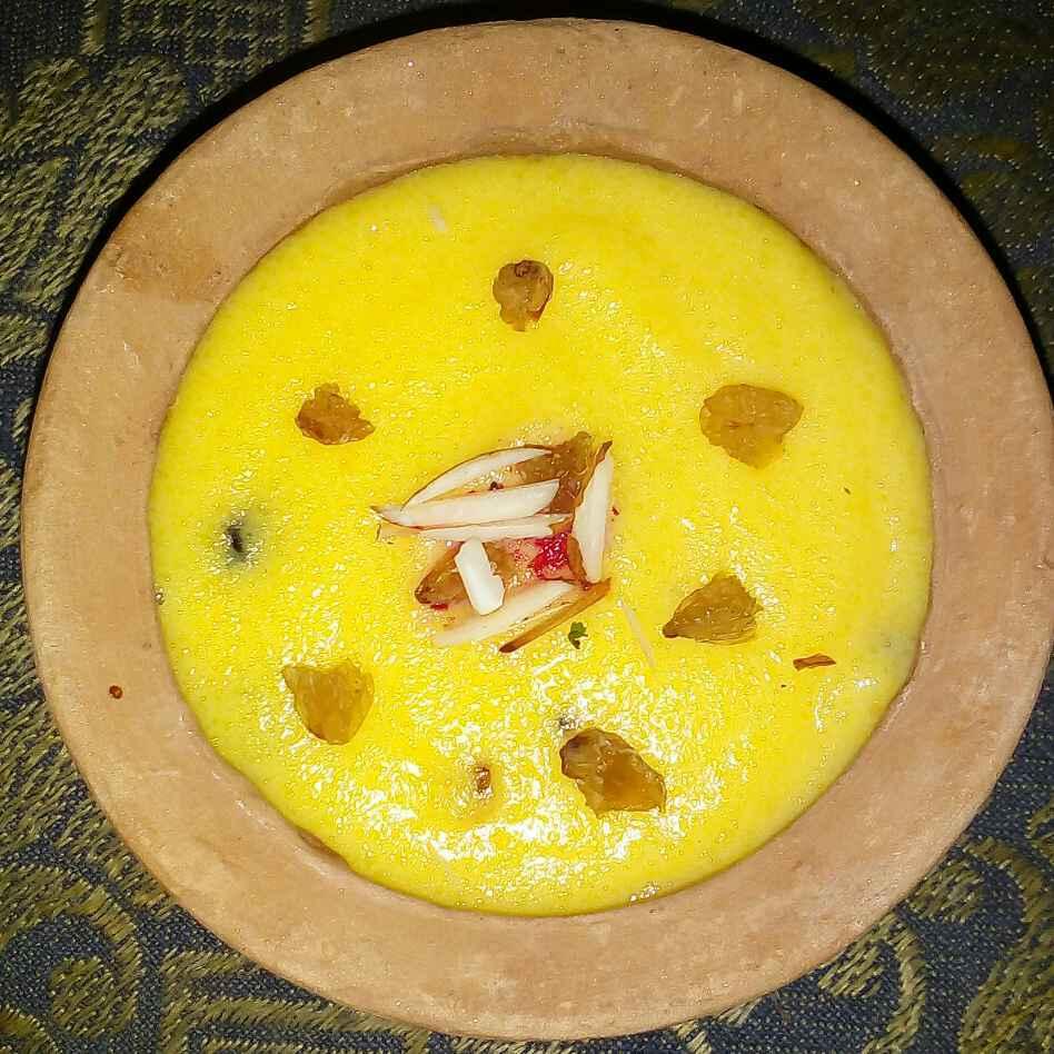 Photo of Firni by Bishakha Lorha at BetterButter