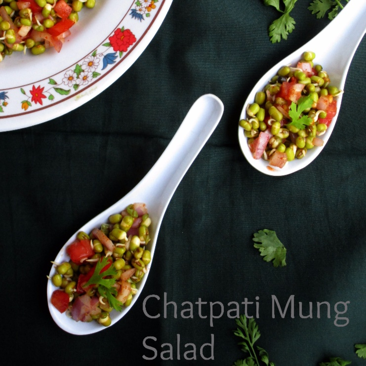 Photo of Green gram Sprouts Salad/ Mung Sprouts Salad/ Healthy Green gram Sprouts Salad/ Chatpati Mung Salad by Blessy Swarna at BetterButter