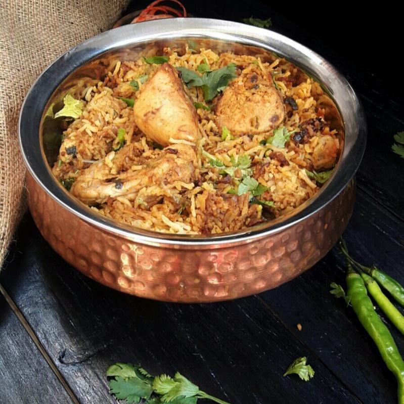How to make Hyderabadi Murgh Dum Biryani