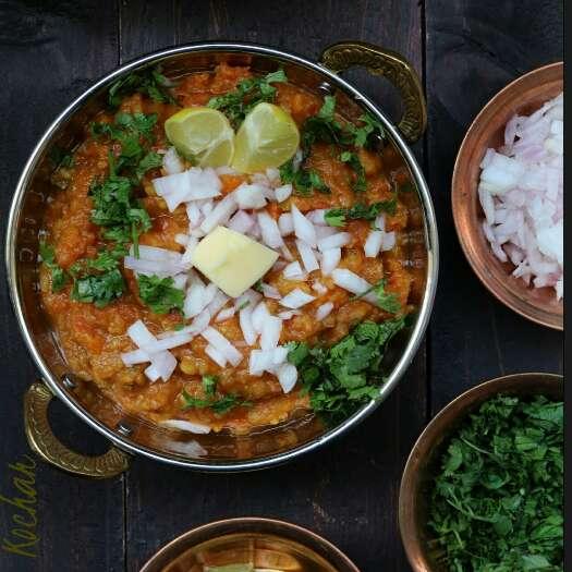 How to make Pao Bhaji