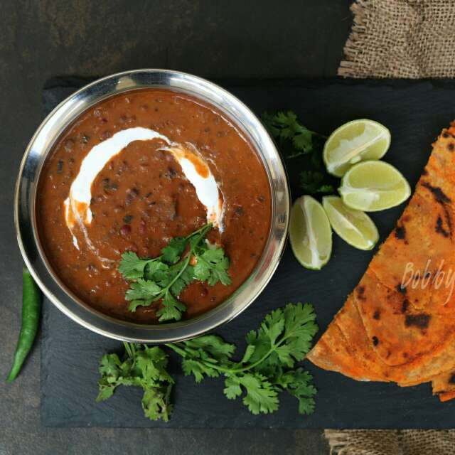 How to make Dal Makhani