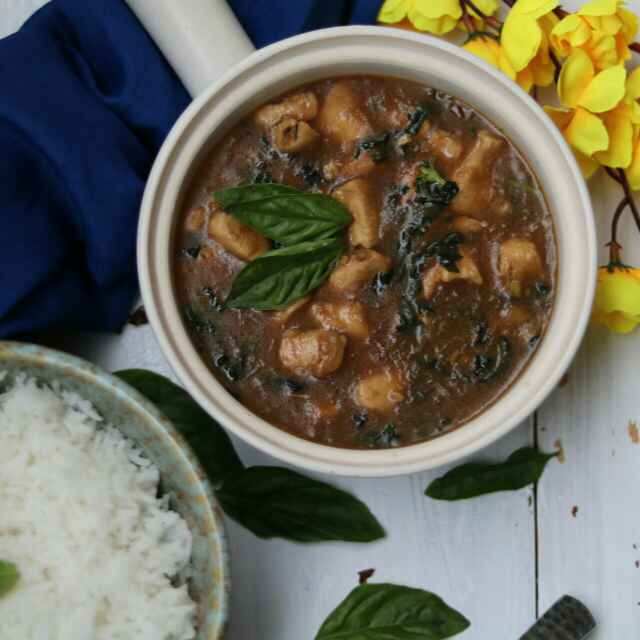 How to make Basil Chicken