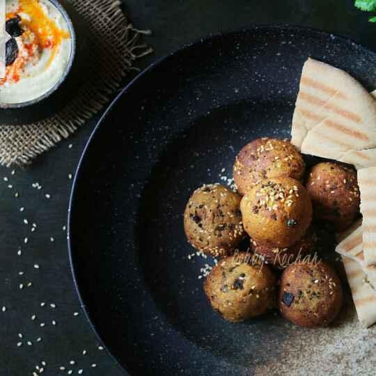 How to make Falafel