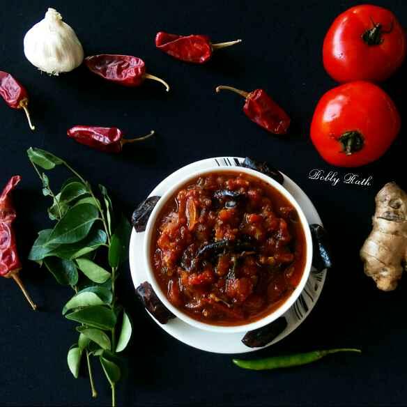 Photo of Tomato khajur khatta by Bobly Rath at BetterButter
