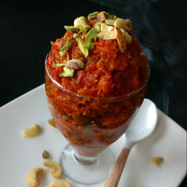 Photo of Winter special Gajar ka halwa by Bobly Rath at BetterButter
