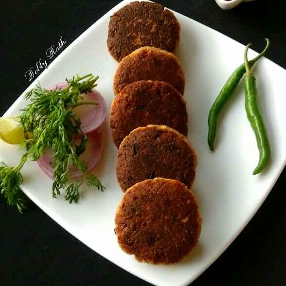 How to make Paneer golouti kebab