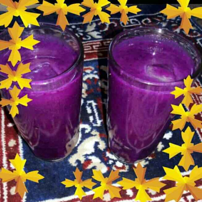 Photo of Jamun Juice by Brishtis kitchen at BetterButter