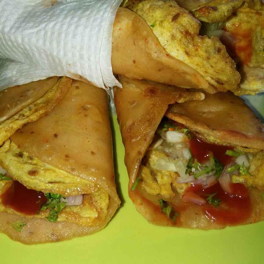 Photo of Egg roll by brishti ghosh at BetterButter