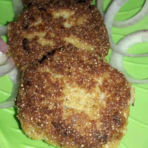 Photo of Posto Bora....Poppy seed fritter by brishti ghosh at BetterButter