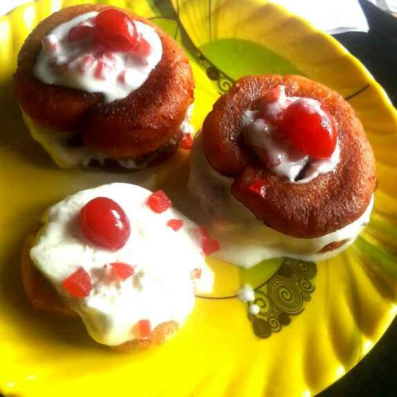 How to make Paneer Jalebi Ice cream Sandwich