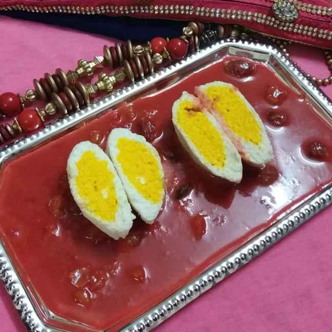 How to make Rasgulla in Beetroot Rabdi