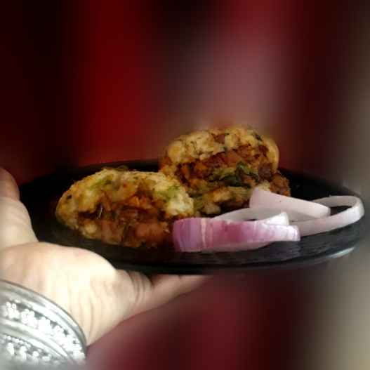 Photo of Desi Rajma Chawal Sushi by brishti ghosh at BetterButter