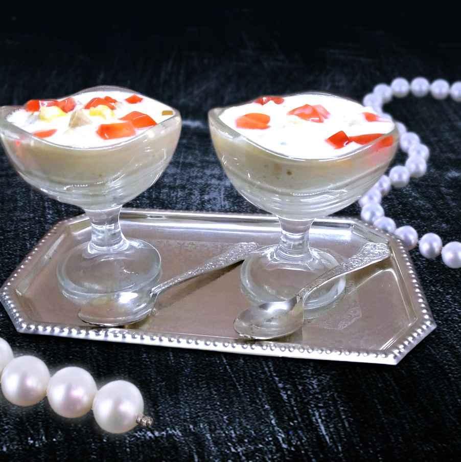 How to make Tender Coconut Custard Kheer...