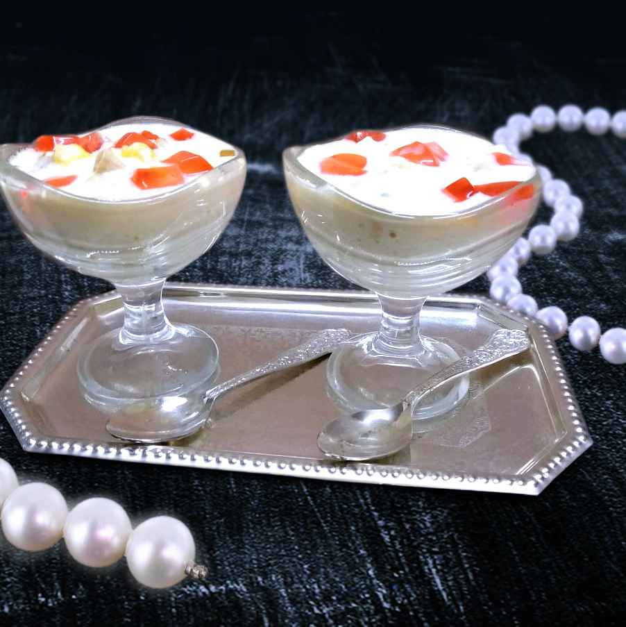 Photo of Tender Coconut Custard Kheer... by brishti ghosh at BetterButter