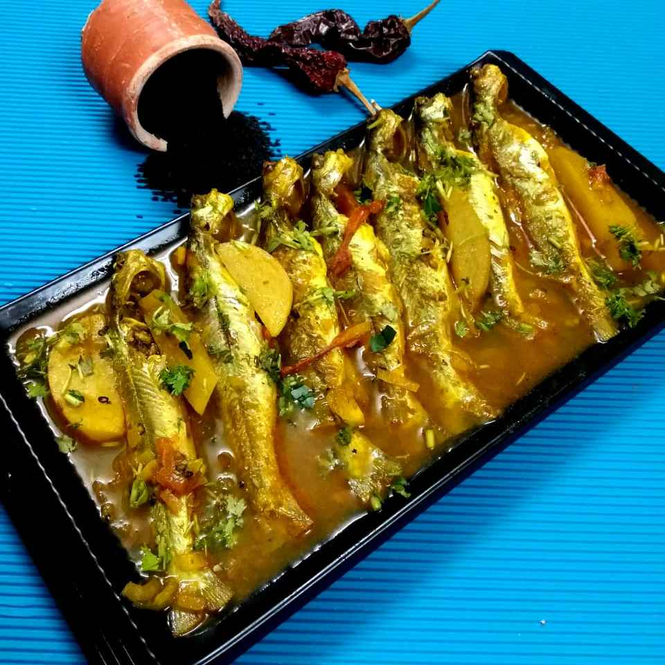 Photo of Tangra fish curry by brishti ghosh at BetterButter