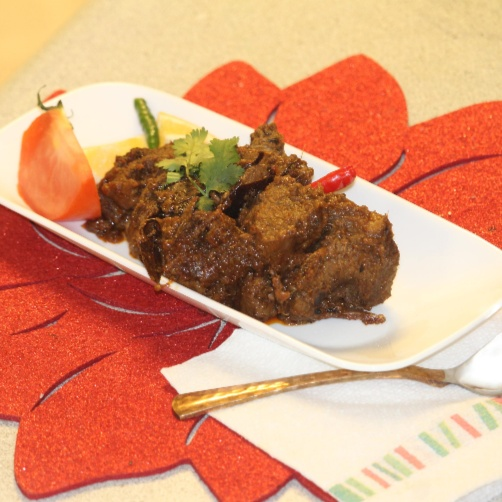 How to make Lamb Chops Rogan Josh