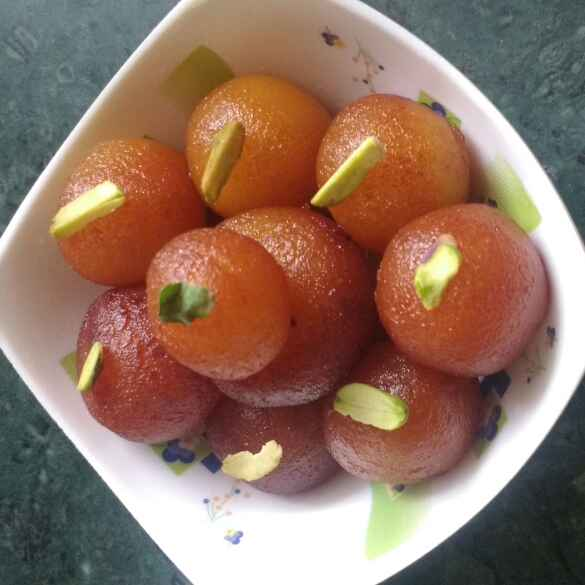 How to make Mawa Gulab Jamun