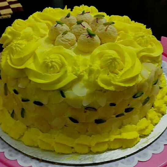 How to make Rasmalai cake