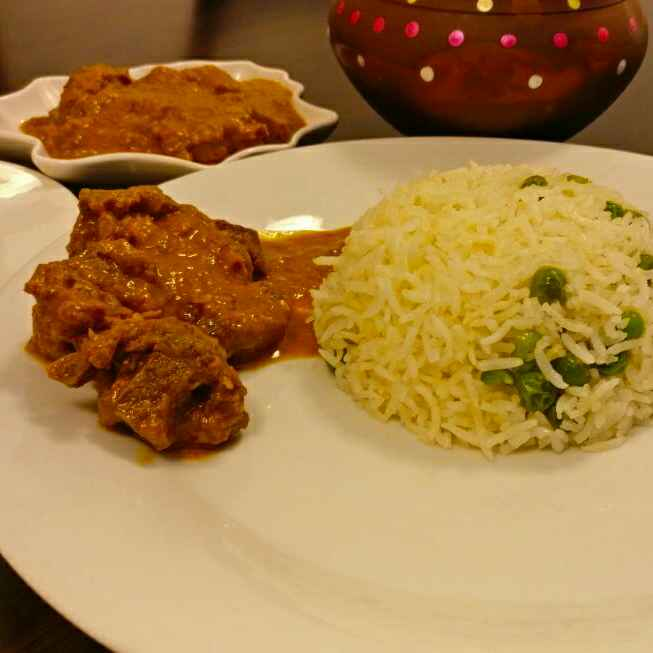 How to make Rogani Mutton