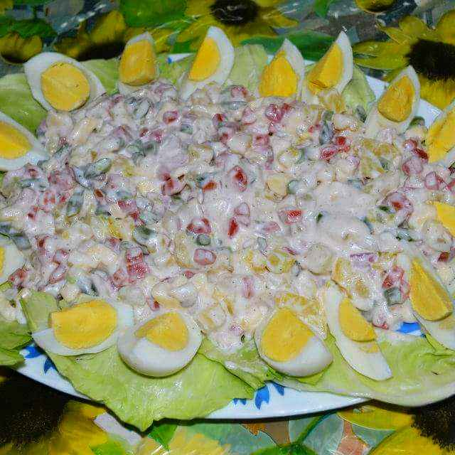 Photo of Russion Salad by Chaiti Chowdhury at BetterButter