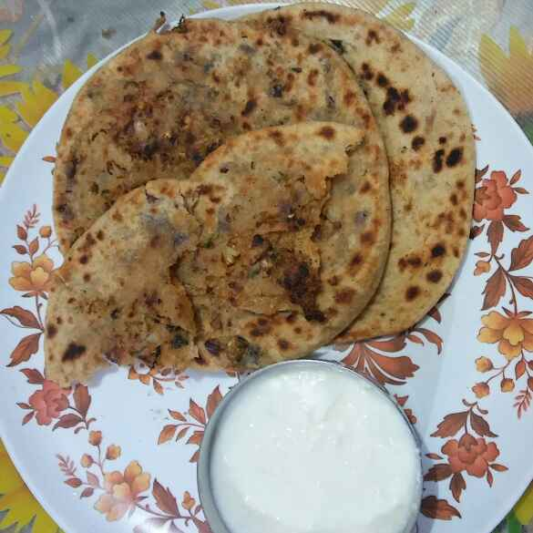 How to make Stuffed Gobhi Parantha (Two Way)