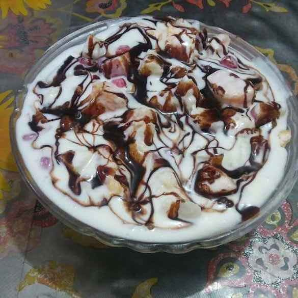 How to make Biscuit pudding