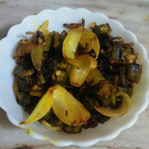 How to make Bindi Do Pyaza