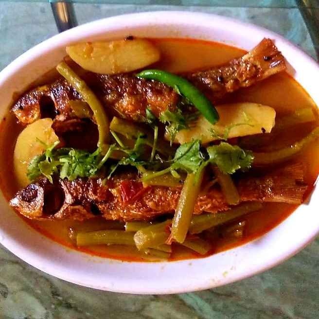Photo of Bata fish curry by Chanda Shally at BetterButter