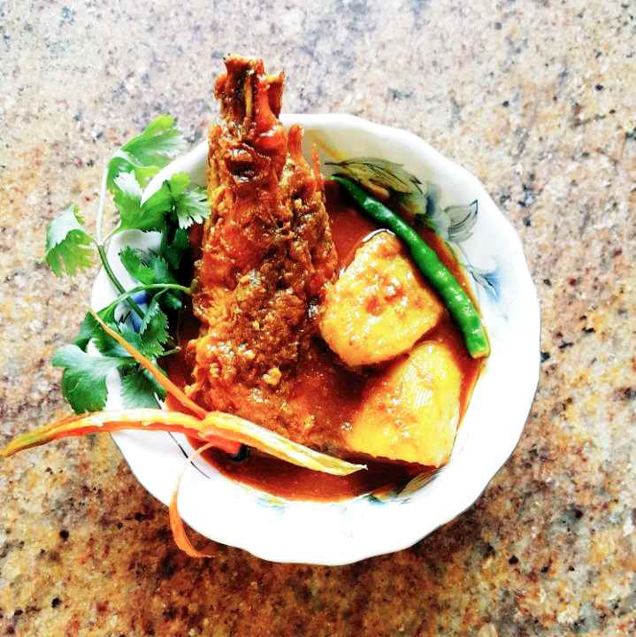 Photo of Prawn Curry by Chanda Shally at BetterButter