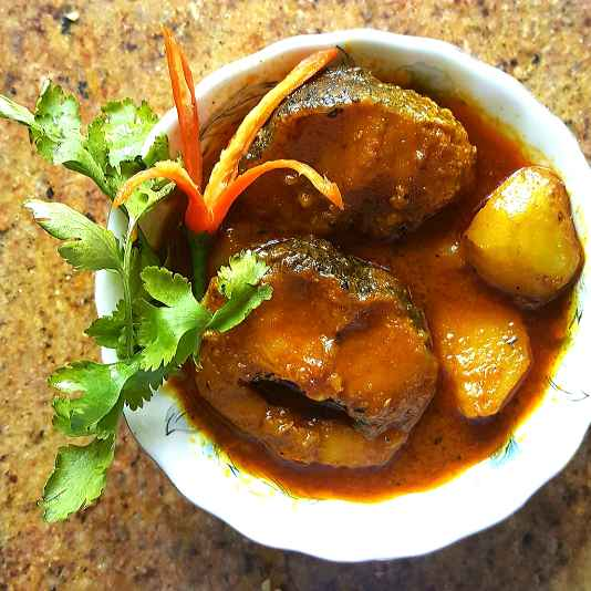 Photo of Shol fish curry by Chanda Shally at BetterButter
