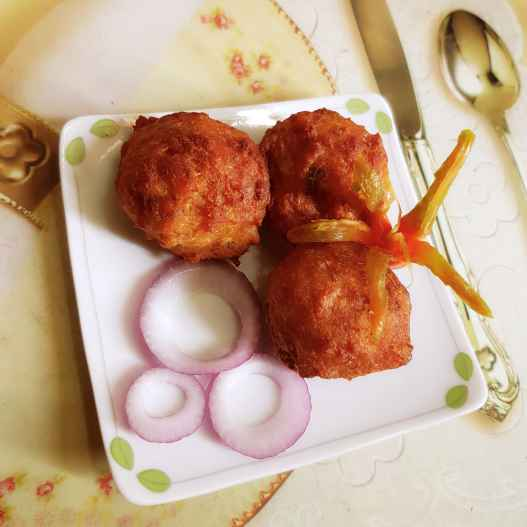 How to make ফিশ বল