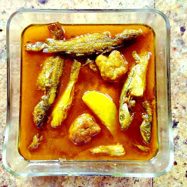 Photo of Tyangra fish curry by Chanda Shally at BetterButter