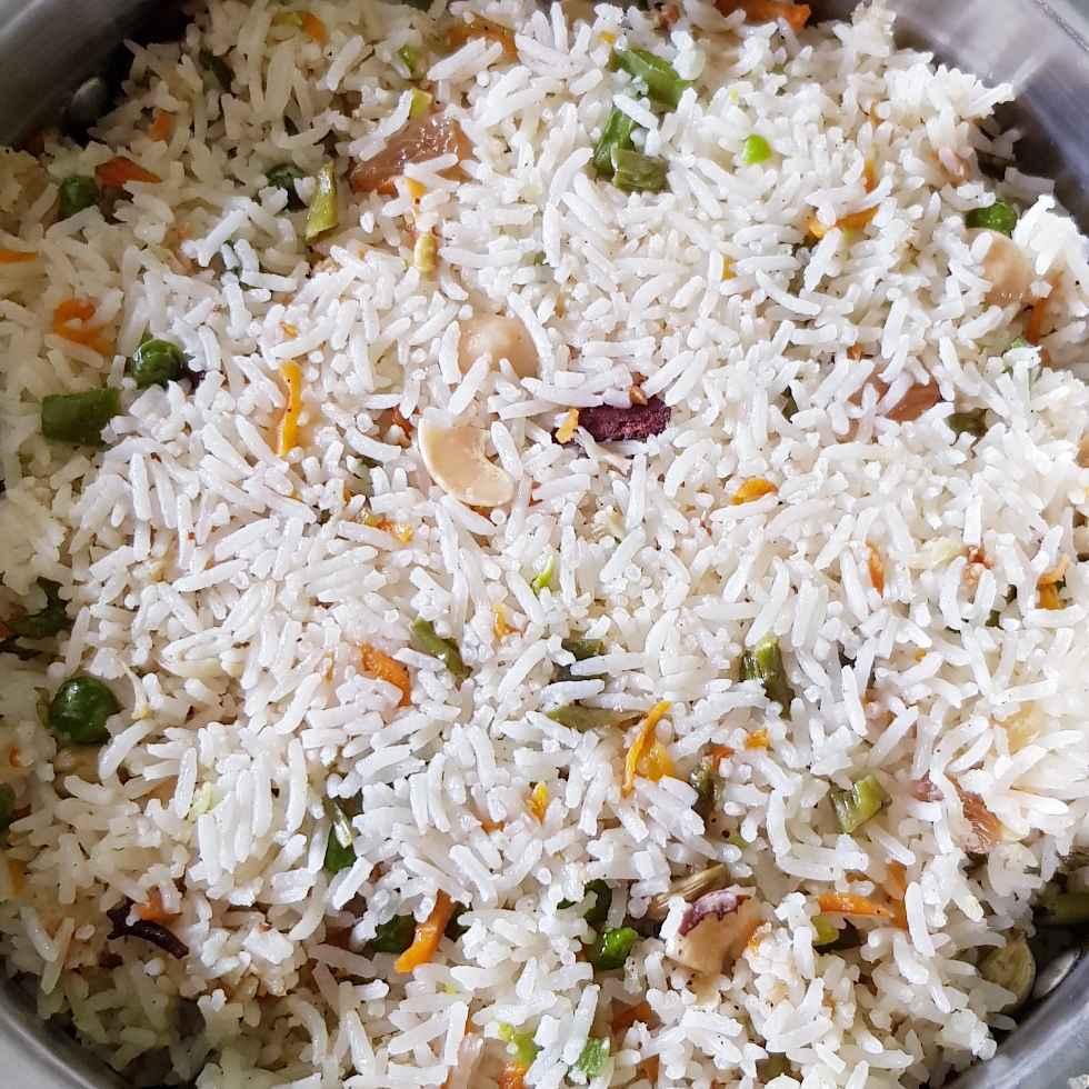 How to make ফ্রাইড রাইস বাঙ্গালী স্টাইলে