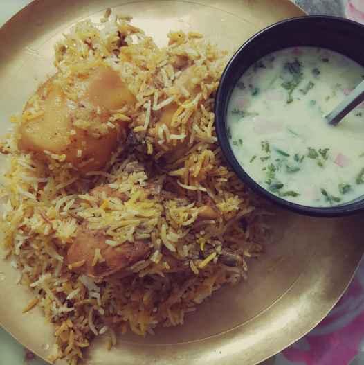 Photo of Chicken biryani by Chanda Shally at BetterButter